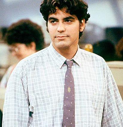 George Clooney Jung 2